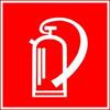 Feuerlöscher Symbol