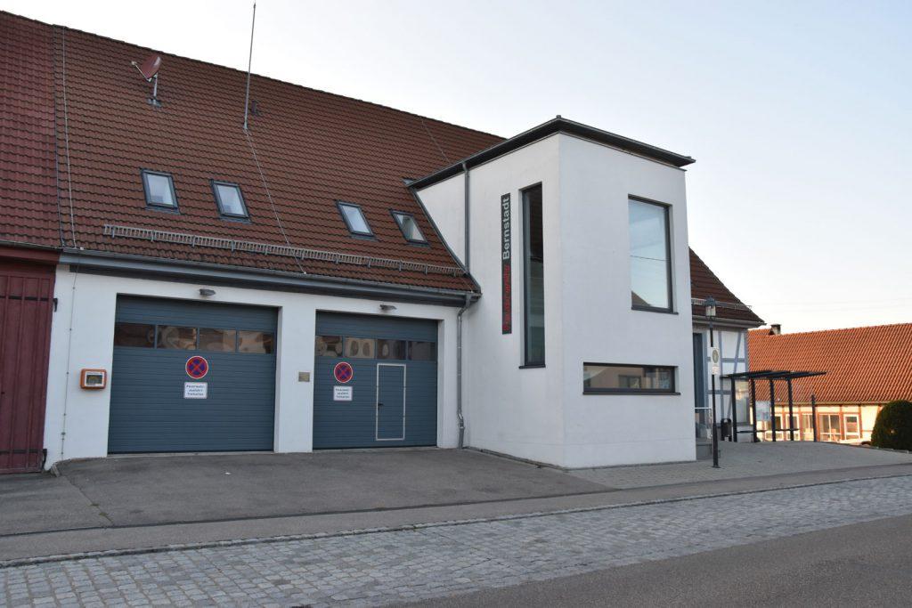 Feuerwehrhaus Bernstadt